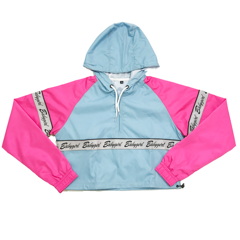 Baby Girl Co Crop Windbreaker