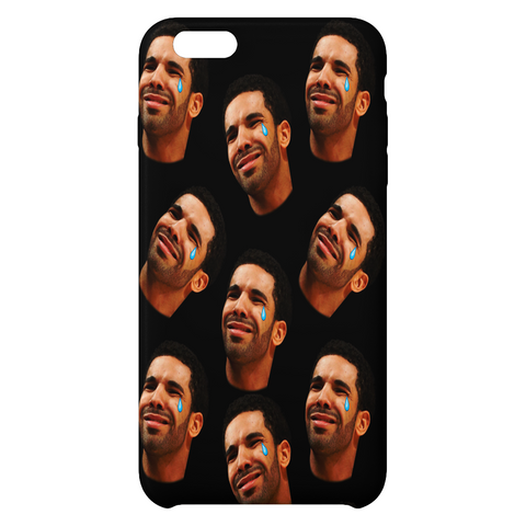 Crying DrakePhone Case
