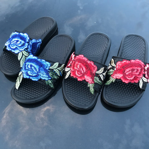 Custom Rose Slides