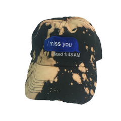 "I MISS YOU ""No Reply"" Cap"