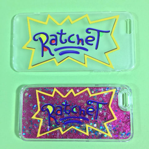 RATCHET PHONE CASES