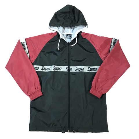 Unisex Savage 3M Windbreaker
