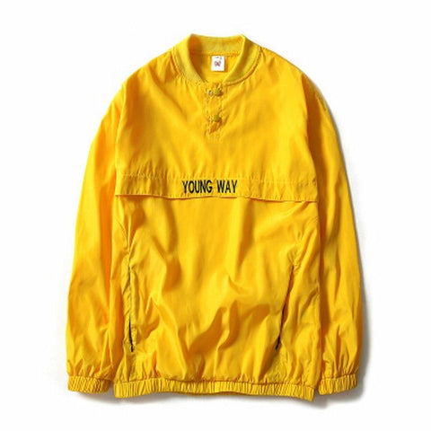 Young Way Windbreaker