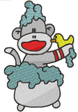 Bedtime Sock Monkeys