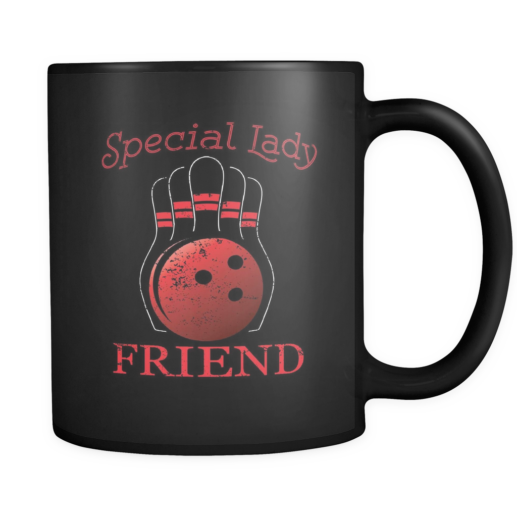 Big Lebowski - Special Lady Friend Ball Mug