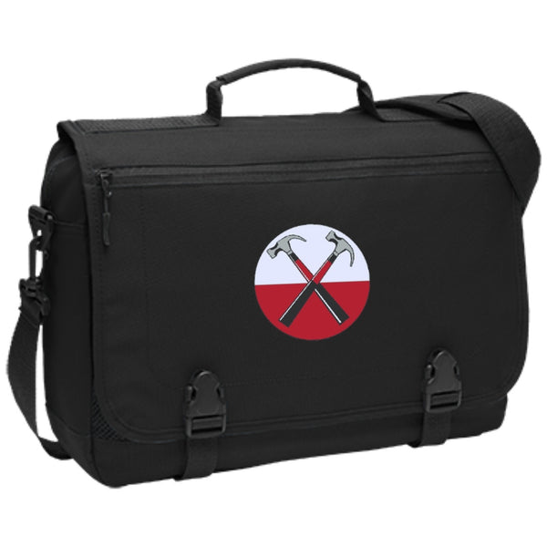 Bags - Pink Floyd Embroidered Hammers - Messenger Briefcase