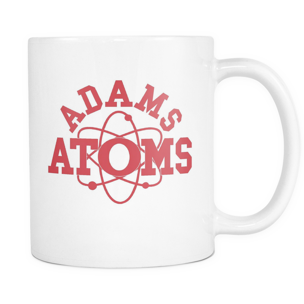 Revenge Of The Nerds - Adams Atoms tee Mug