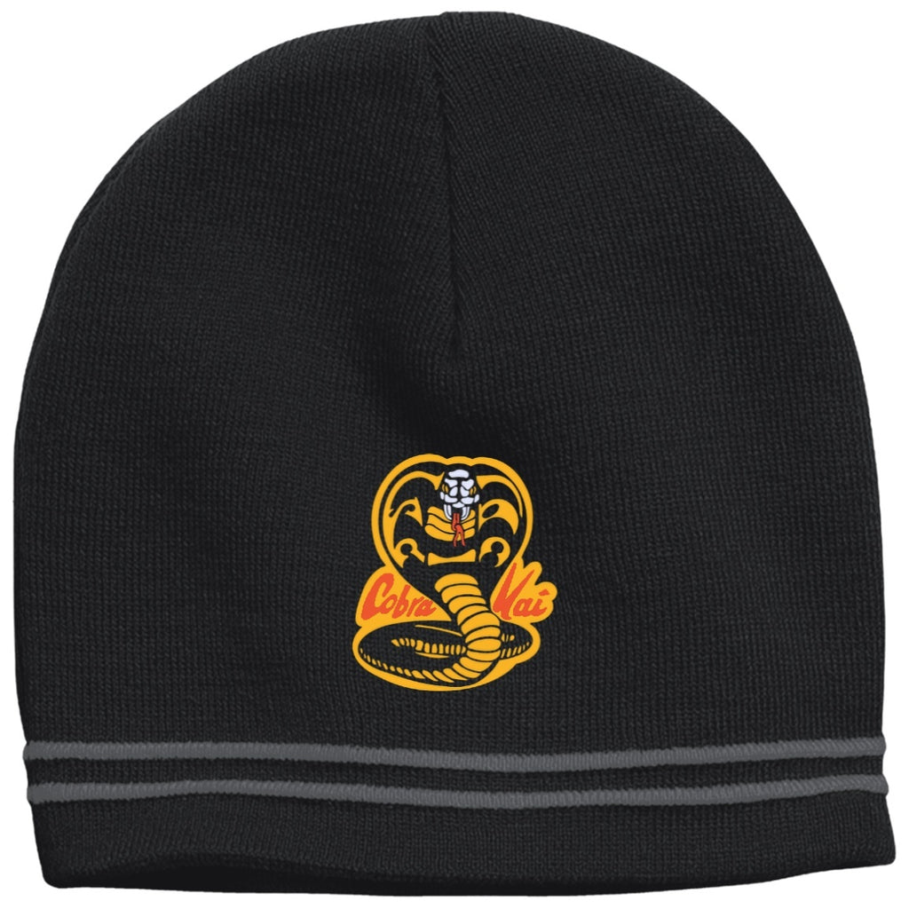 Hats - Cobra Colorblock Beanie