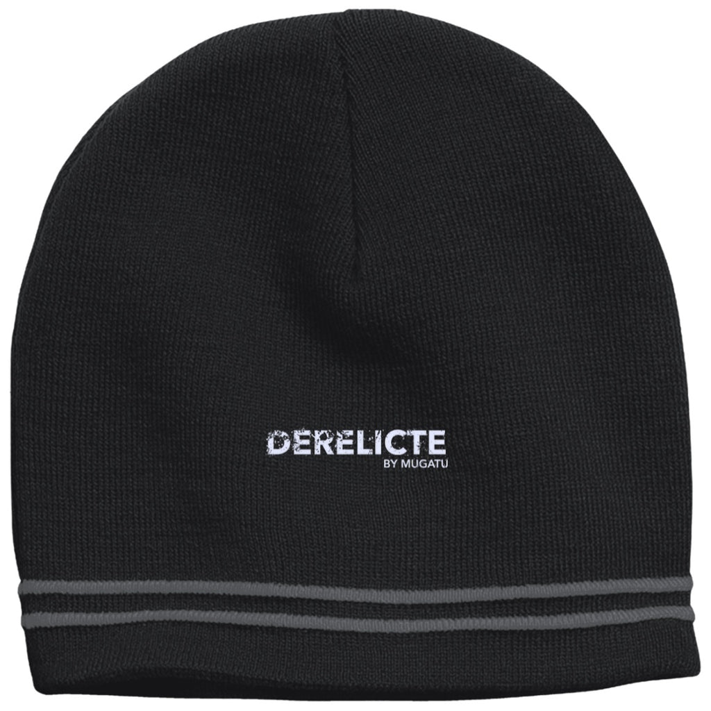 Hats - Derelicte Colorblock Beanie