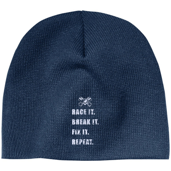 Hats - Race It Break It Fix It Clean  Beanie