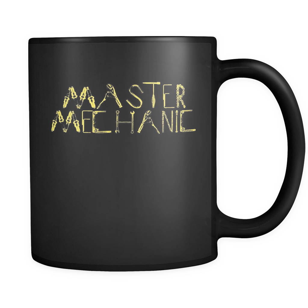 Mechanic - Master Mechanic (Yellow) Mug