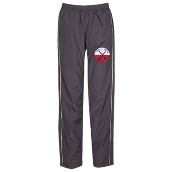 Pants - Women's Embroidered Piped Wind Pants