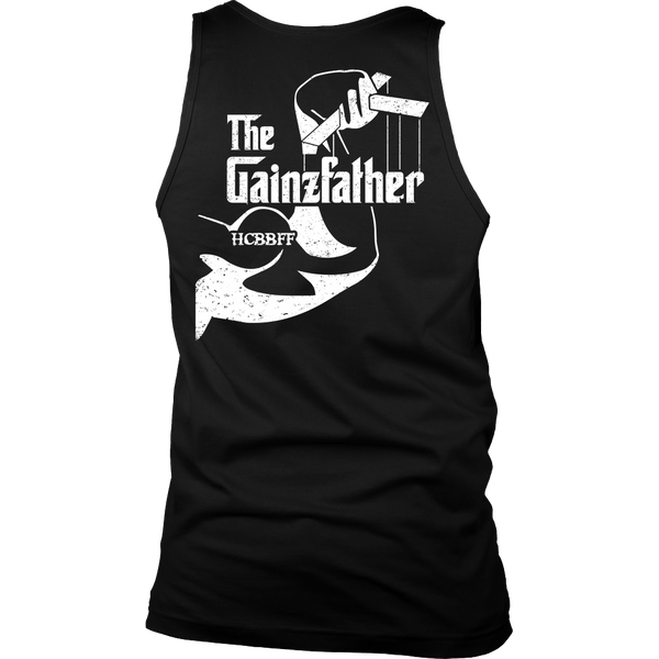 HCBBFF - The Gainzfather (Bicep) - Back Design