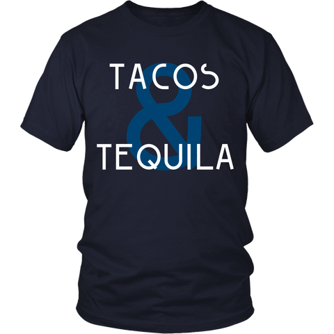 Tacos and Tequila (A) - Front Design