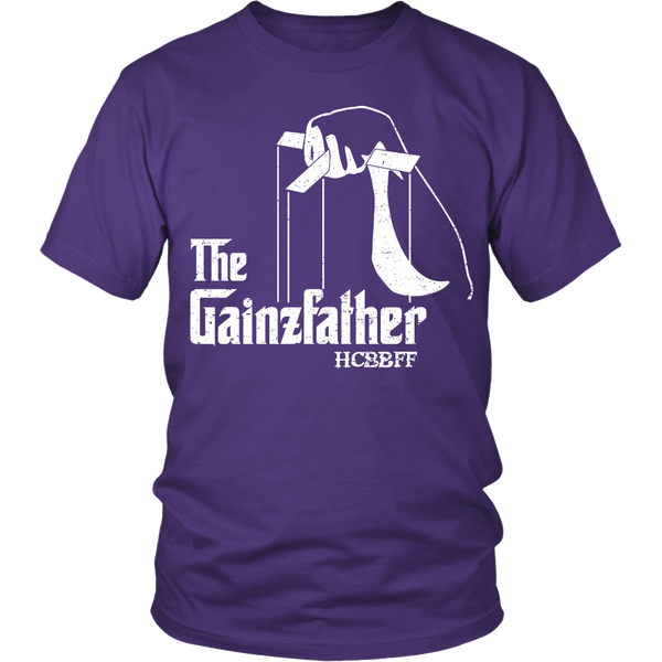 HCBBFF - The Gainzfather (Traditional) - Front Design