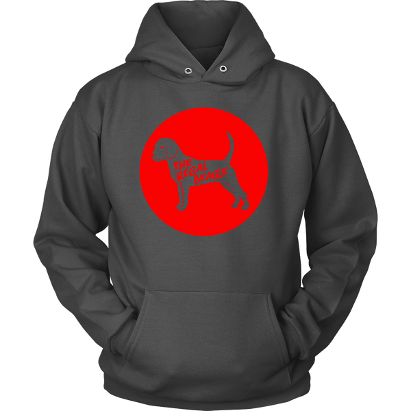 Three's Company Inspired - (Circle) Regal Beagle - Front Design