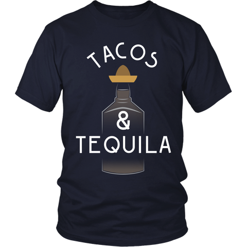 Tacos & Tequila - Front Design