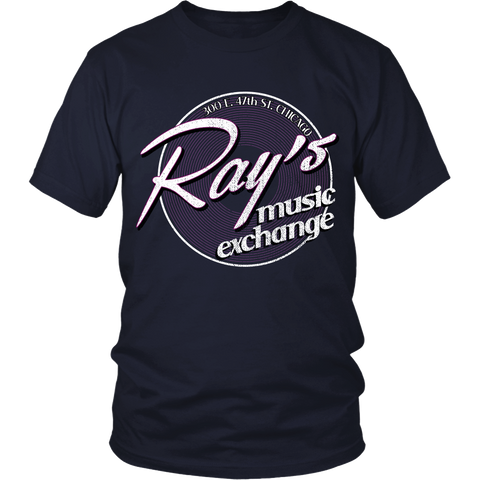 Blues Brothers - Ray's Music Exchange - Front Design