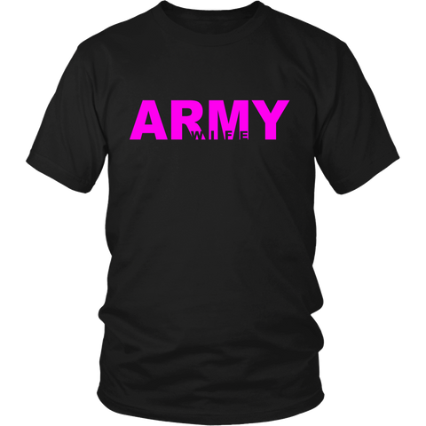 Army Wife - Pink