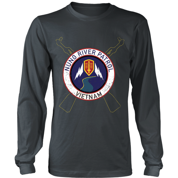 Apocalypse Now - Nung River Patrol (Distressed) - Front Design