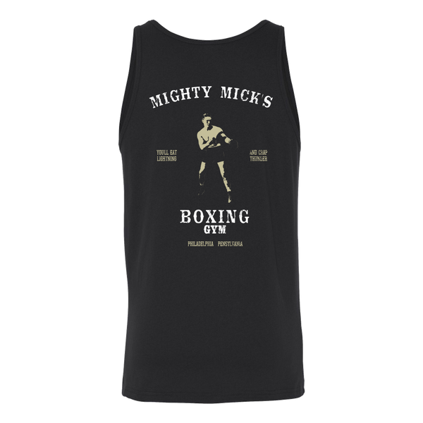 Rocky - Mighty Mick's Gym - Back Design
