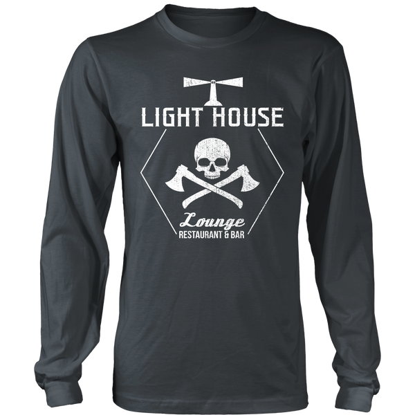 Goonies - Lighthouse Lounge - Front Design