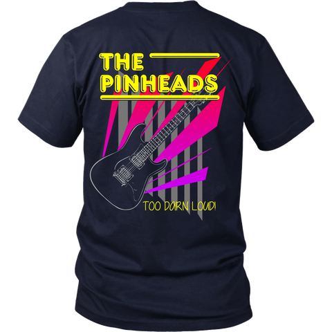 Back To The Future Inspired - The Pinheads (B) (Back Design)