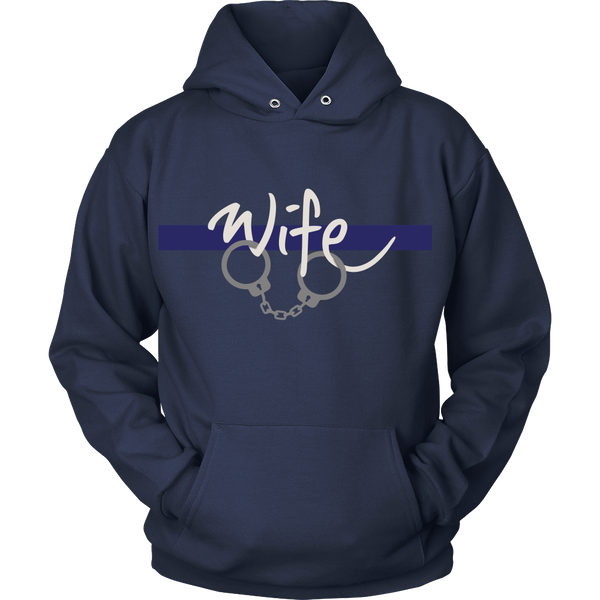 Police Officer's Wife - Front Design