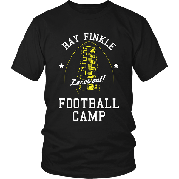 Ace Ventura - Laces Out - Ray Finkle - Front Design - Football Tshirt