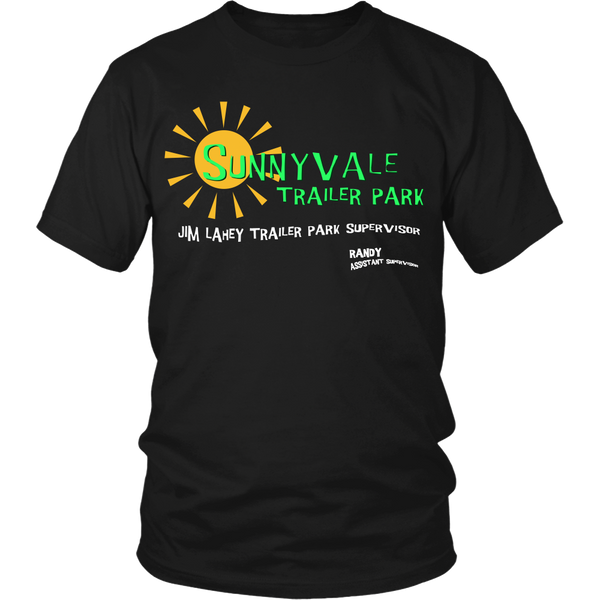 Trailer Park Boys Inspired - Sunnyvale Trailer Park - Front Design