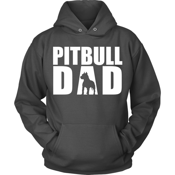 Pitbull Dad - Front Design
