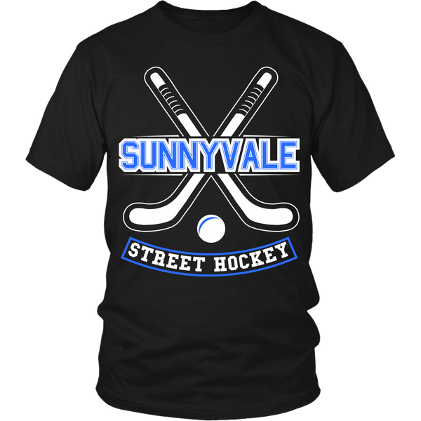 Trailer Park Boys Inspired - Sunnyvale Street Hockey - Front Design