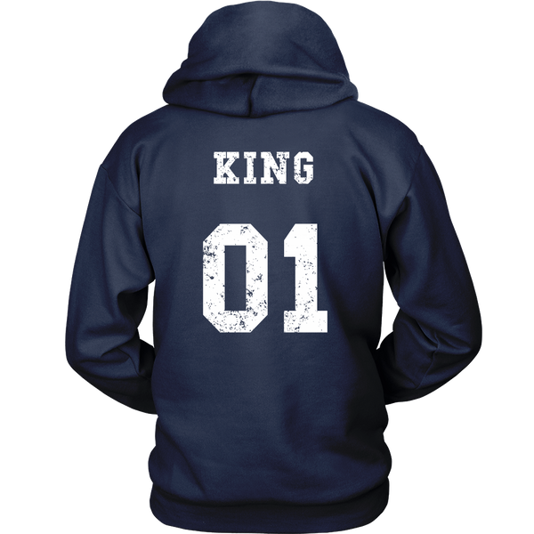 Husband/Son - King 01 - Back Design
