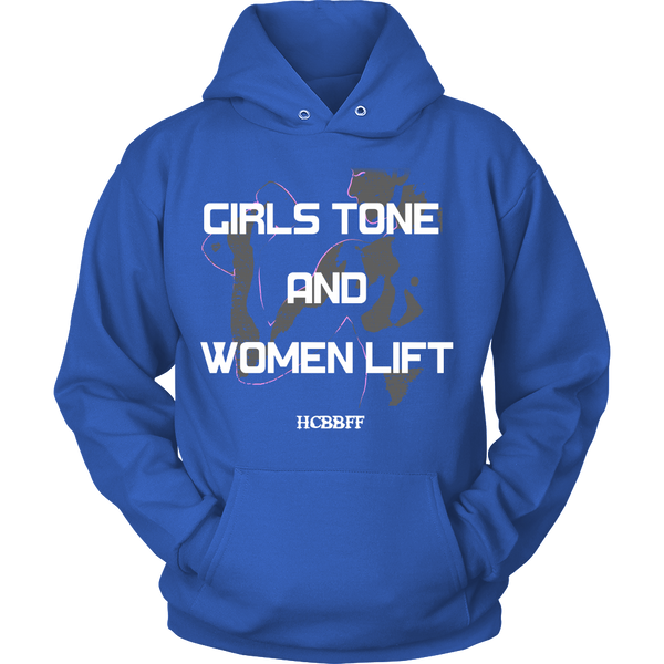 HCBBFF - Girls Tone And Women Lift - Front Design