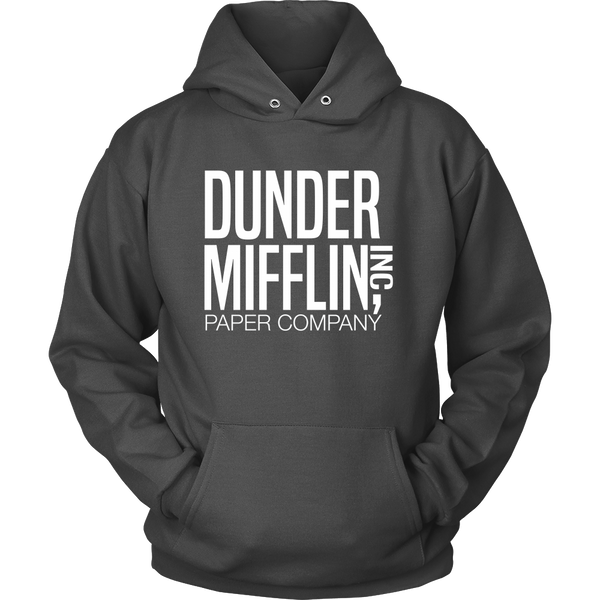 The Office - Dunder Mifflin Paper Company - Front Design