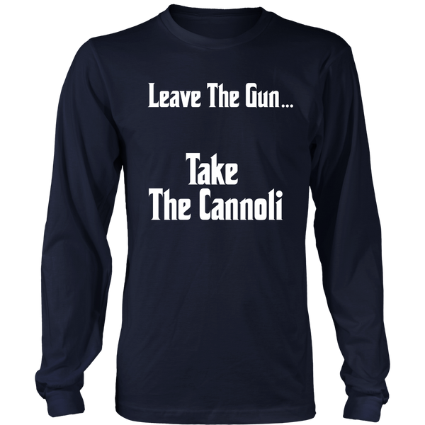 Godfather - Leave The Gun, Take The Canoli - Front Design