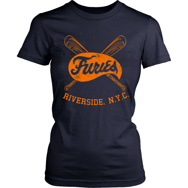 The Warriors Inspired - The Baseball Furies - Front Design