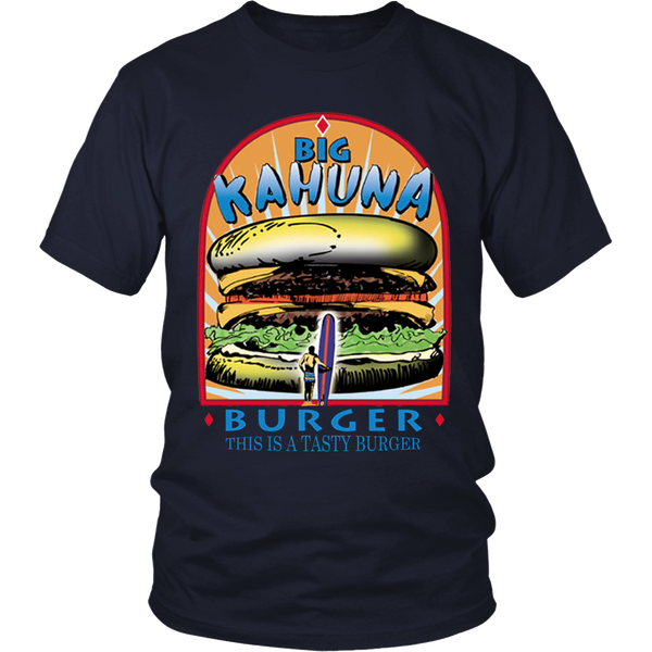 Pulp Fiction - Big Kahuna - Front and Back Design