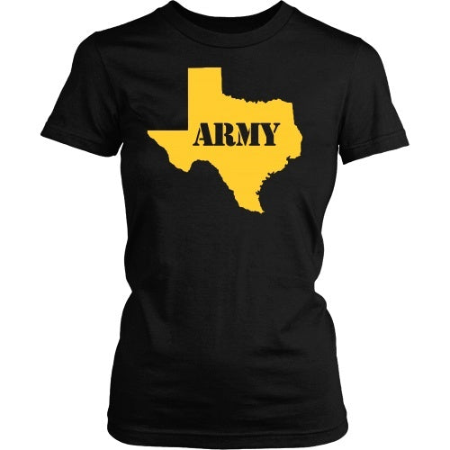 T-shirt - Army TX - Front