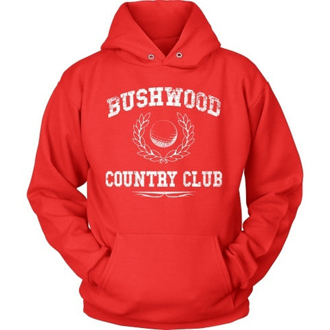 T-shirt - Caddyshack - Bushwood Country Club - Front