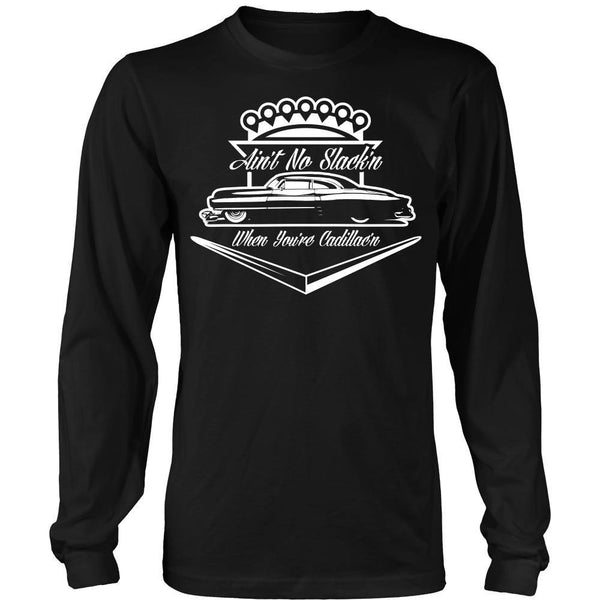 T-shirt - Cadillac Lover's Tee  - Front Design