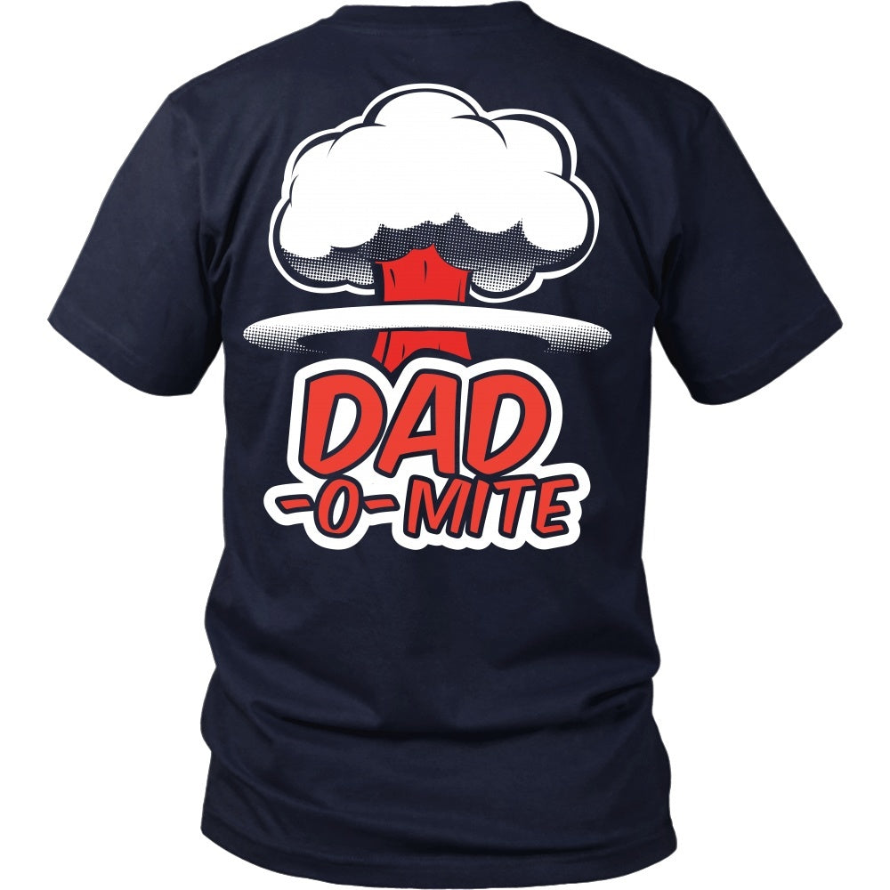T-shirt - Dadomite 2- Back Design