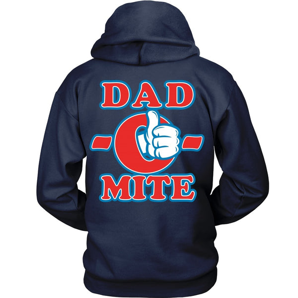 T-shirt - Dadomite - Back Design
