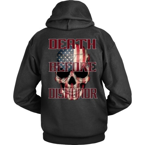 T-shirt - Death Before Dishonor Tee