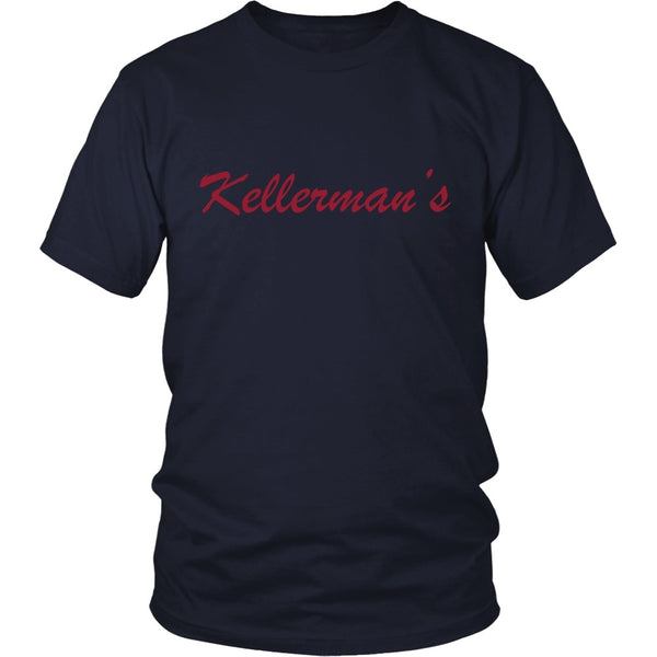 T-shirt - Dirty Dancing - Kellerman's Tee - Front Design