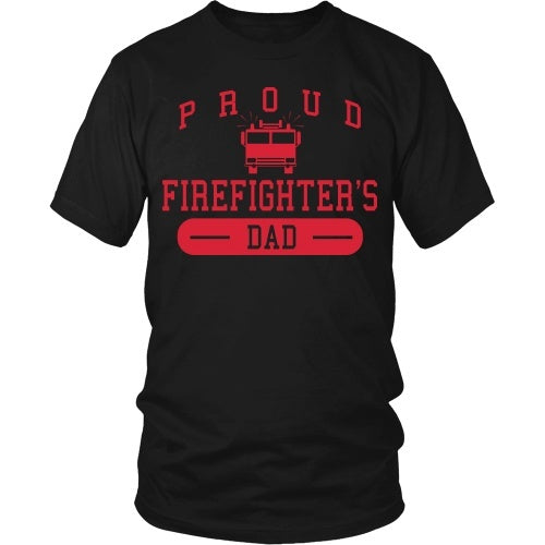 T-shirt - Firefighters DAD