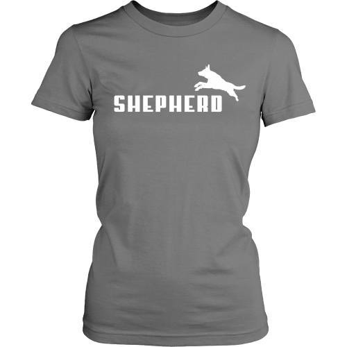 T-shirt - German Shepherd Puma - Front