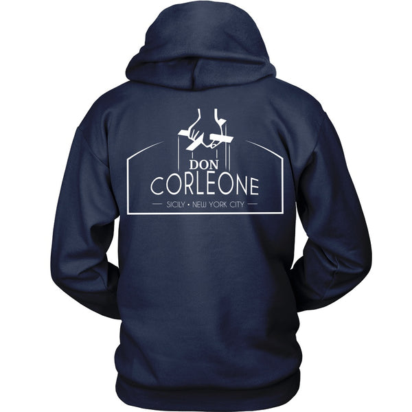 T-shirt - Godfather - Don Corleone - Back Design