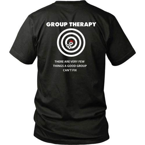 T-shirt - Group Therapy Gun Tee - Back