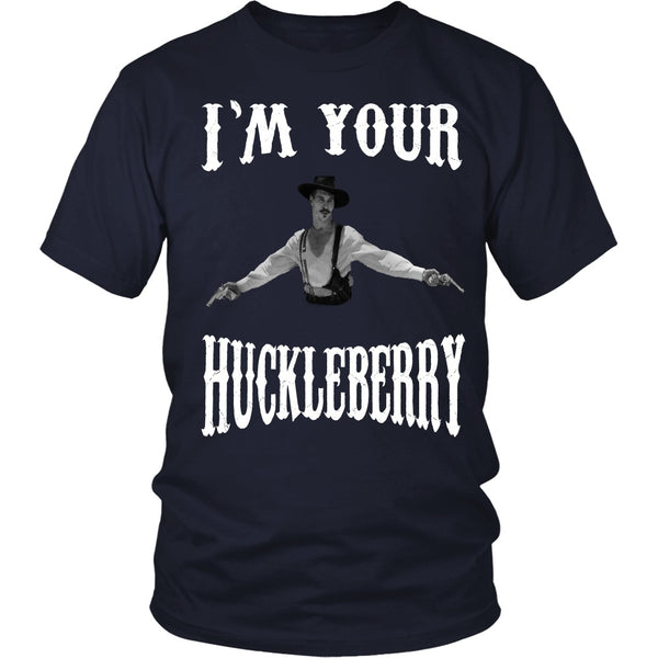 T-shirt - Huckle Front / Say When